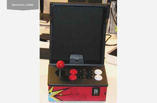 Old school gaming system