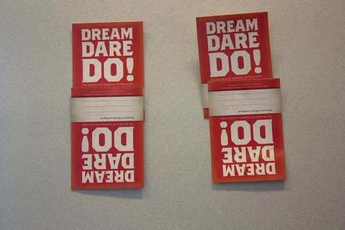 Dream dare do!