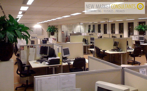 New Market Consultants, Callcenter