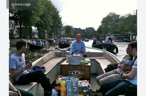 eBuddy Boat
