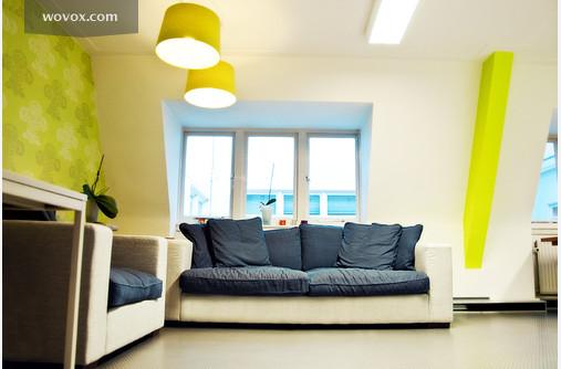 Product & Marketing lounge