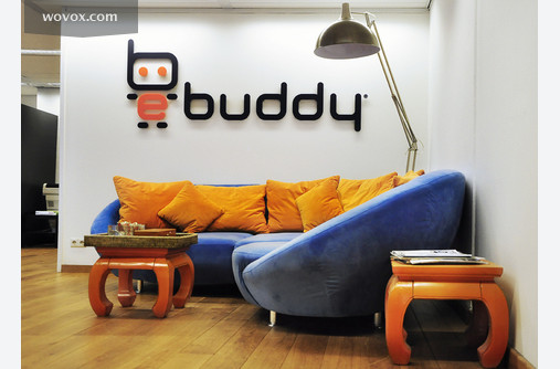 Reception Welcome @ eBuddy HQ!