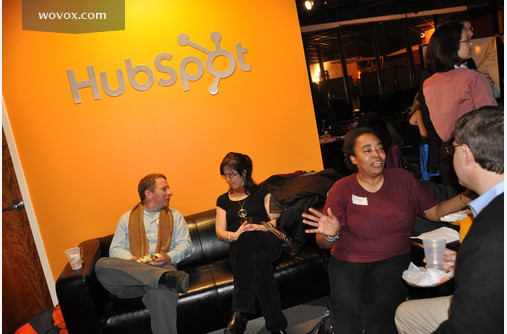 HubSpot 1K Customer Party