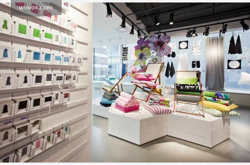h m h m home showroom. Black Bedroom Furniture Sets. Home Design Ideas
