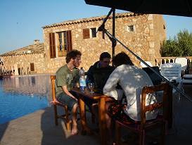 Werk-vakantie in Mallorca 4