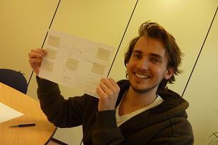 Floris' Hootsuite masterplan