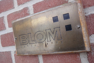 Blom Consultancy's old workplace