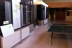 Official table-tennis competition!