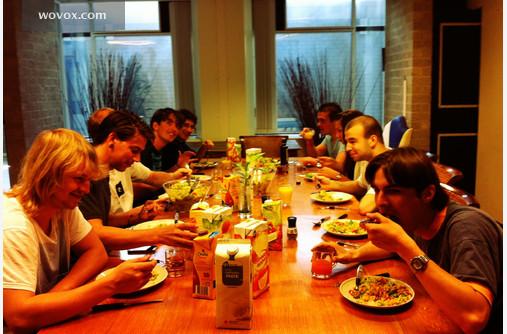 TGiF lunch!