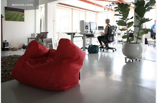 A beanbag :-)